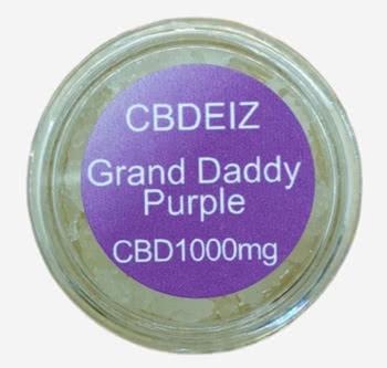 CBDEIZE(シービーデイズ)CBDワックス