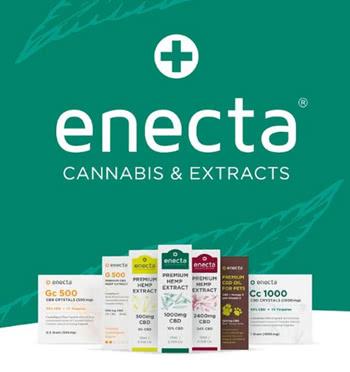 エネクタ(enecta)イタリアのCBDブランド