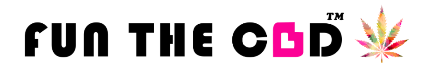 FUN THE CBD(ファン・ザ・シービーディー)ロゴ