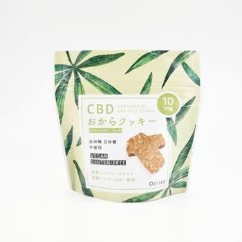 Odisea(オディセア)CBDおからクッキー10mg