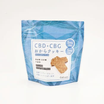 Odisea(オディセア)CBD、CBGおからクッキー