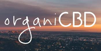 オルガニCBD(organiCBD)ロゴ
